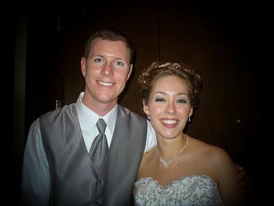 McCormick--Liz & TJ's Wedding Reception 6-2-07