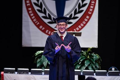 Landon's Graduation