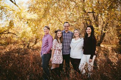 Martin Family 2017
