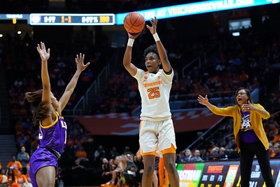 LSU vs Lady Vols
