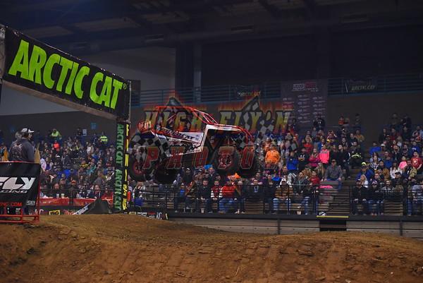 1-23-2016 NITRO ARENAROSS UTVs Hale Arena