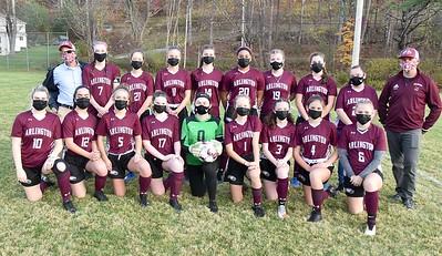 Meet AMHS Varsity Girls Soccer photos by Gary Baker