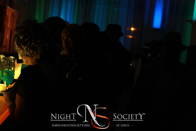 Glitz and Glamour Ball at Lumen Private Event Space 1-21-2012