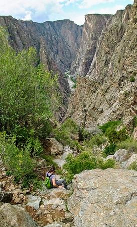 Black, Ute & Kodel's Canyons