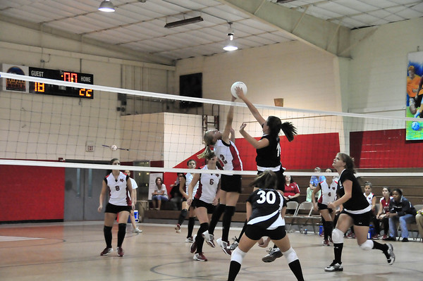 OPS Volleyball vs LMA 2008