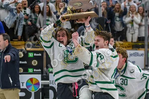 Canton-Tewskbury Boys Hockey (D2 State Final) - 03-17-19