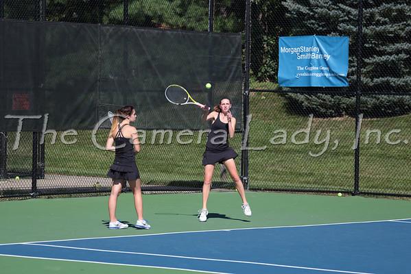 CHCA 2013 Girls Tennis & Senior Photos 09.04