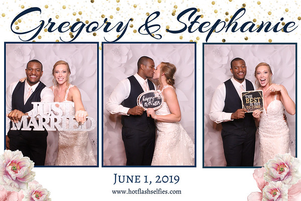 Gregory and Stephanie