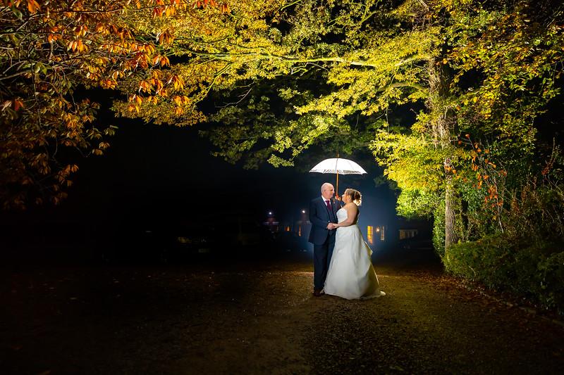 Rachel and Glen at Singleton Lodge