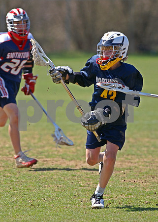 4/9/2006 - Smithtown vs. Northport HS Lacrosse - Northport, NY