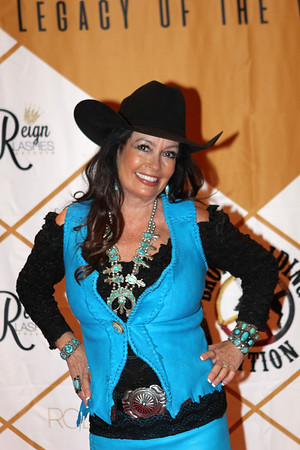 2018 Rodeo Fame Magazine's Legacy of the West  Gala Red Carpet Images