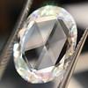 3.60ct Oval Rose Cut Diamond GIA I VS 0