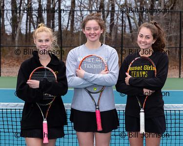 Nauset Girls Tennis 2018_2019