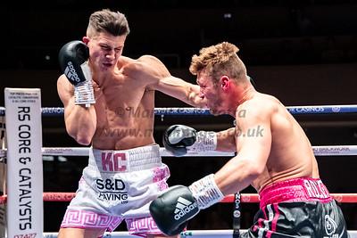 Kieron Conway vs Harry Matthews