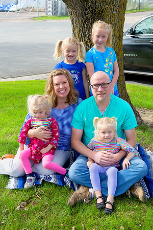 Lueth Family 5-18