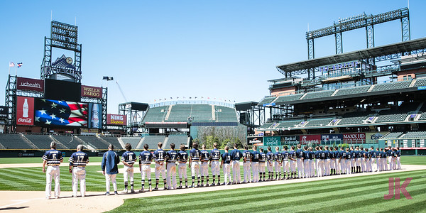 Legacy at Coors Field