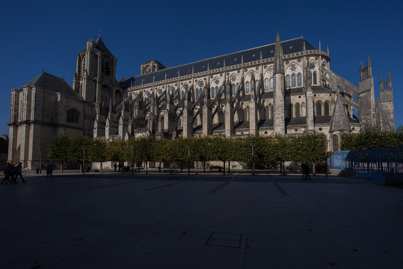 Bourges, Saint Stephen Cathedral