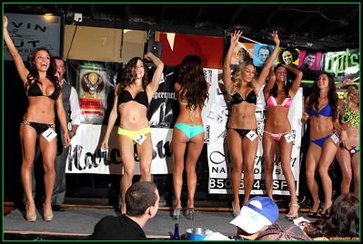 AJ's Spring Bikini Contest 2012