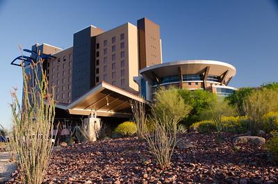 Wild Horse Pass Hotel/NFCA/Phoenix & Scottsdale/AZ - Mar., 2015