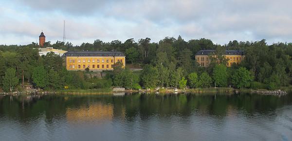 Stockholm, Sweden - August 2011