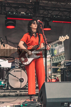 Hot Garbage at NXNE Festival - Toronto, ON | 06.14.2019