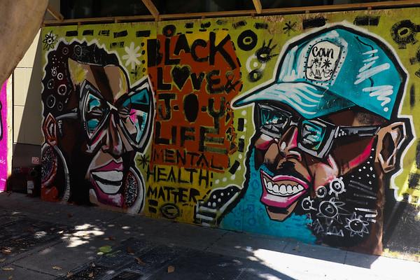 Oakland Black Lives Matter