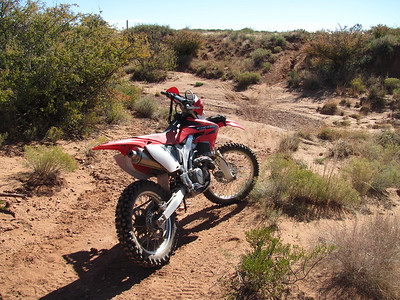 Roswell-Haystack Mtn. OHV area Trials-ST Trip  November 5-8,2010