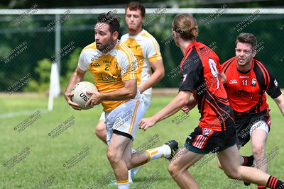 Kevin Barry's v Young Irelands 8/13/2017
