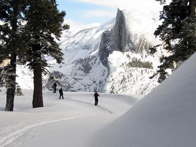 Glacier Point: Feb 25-27, 2011