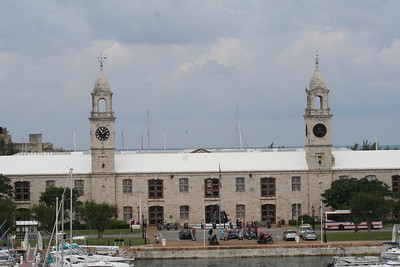 Bermuda Dockyard