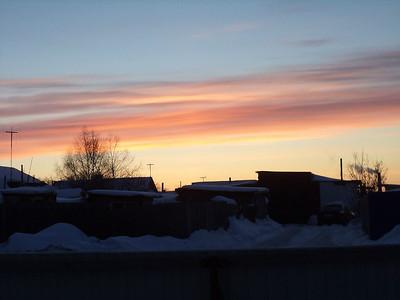 Сибирский закат