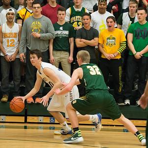 2016 IHSA Regional Playoffs Scout Basketball
