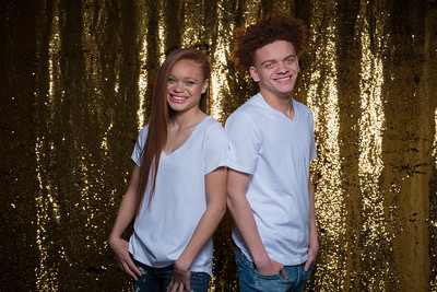 Senior Portraits - Jaylynn & Tyson