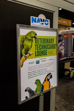 Veterinary Technicians Lounge