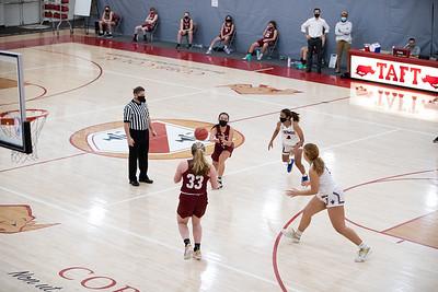 3/5/21: Girls' Varsity Basketball