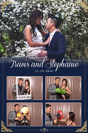 Travis & Stephanie (prints)