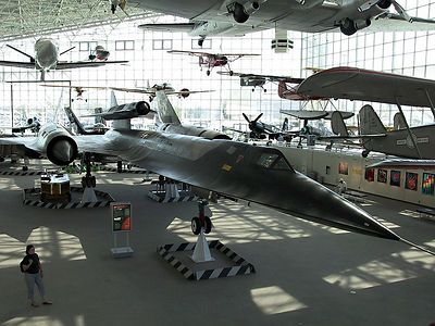 The Museum of Flight - Seattle
