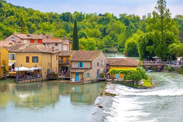 Milan, Sirmione, Verona - Italy