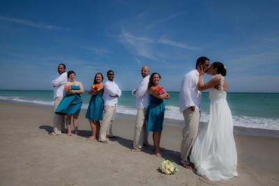Ashley & Ryan ...  Emerald Isle Wedding
