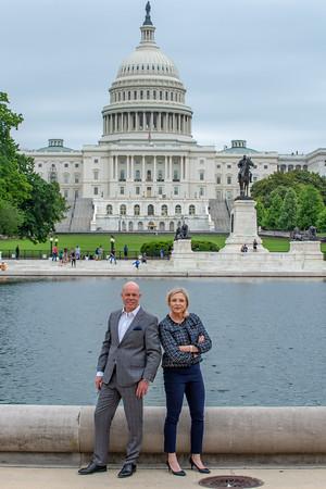 Karin & Johan Business Head Shots