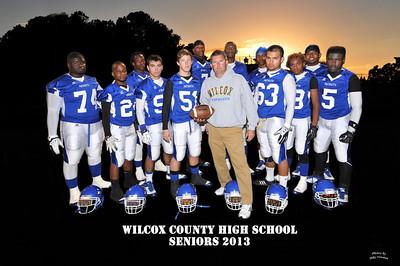 Wilcox County Seniors 2013