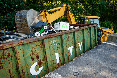 Dump Day