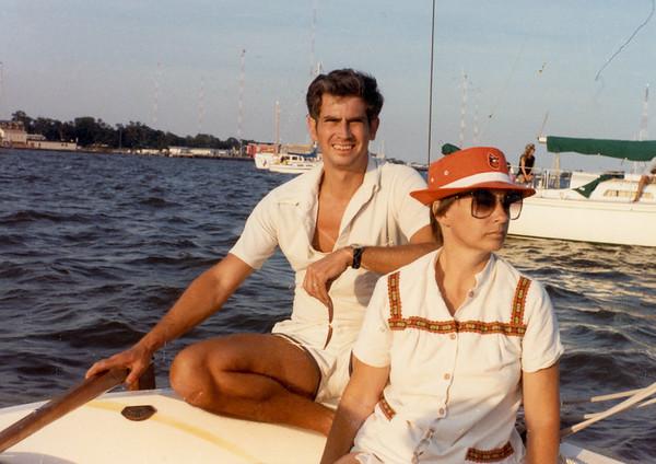 Mary and Gene