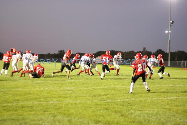 "Lawson Football vs Gallatin 8th ""B"""