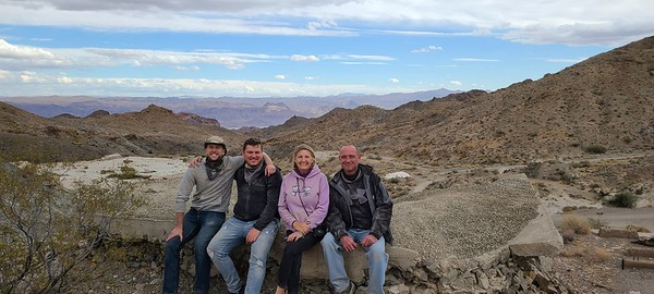 11/07/20 Eldorado Canyon ATV Tour