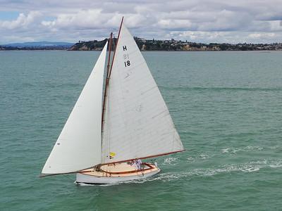 Classic Yacht Regatta Day 1 selection