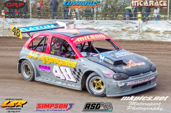 2Ltr Hot Rod 2018 English Championship