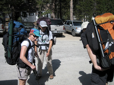 Grand Canyon of the Tuolumne 2006