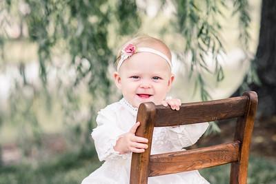 Miss Violet (nine month)