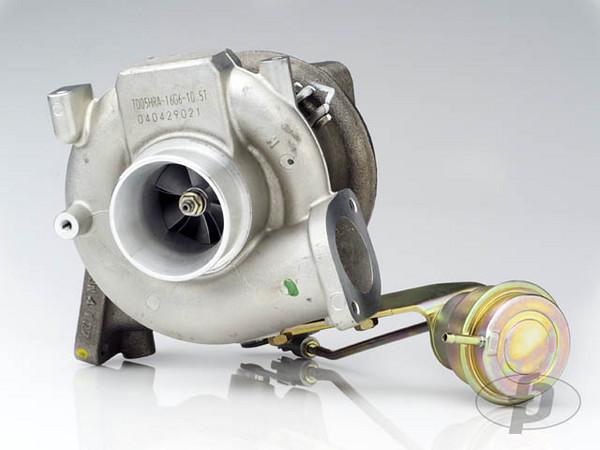Mitsbishi 16G Turbo